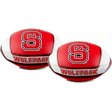 "Rawlings® North Carolina State University Goal Line 8"" Softee Football"