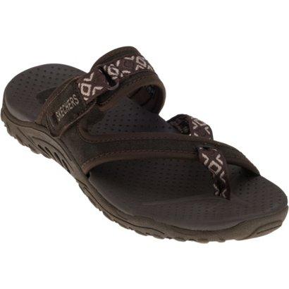 1eff4a7c8296 SKECHERS Women s USA Reggae Trailway Sandals