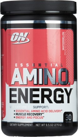 Optimum Nutrition Amino Energy Supplement