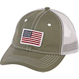 3957245c238 Academy Sports + Outdoors Men s American Flag Trucker Hat