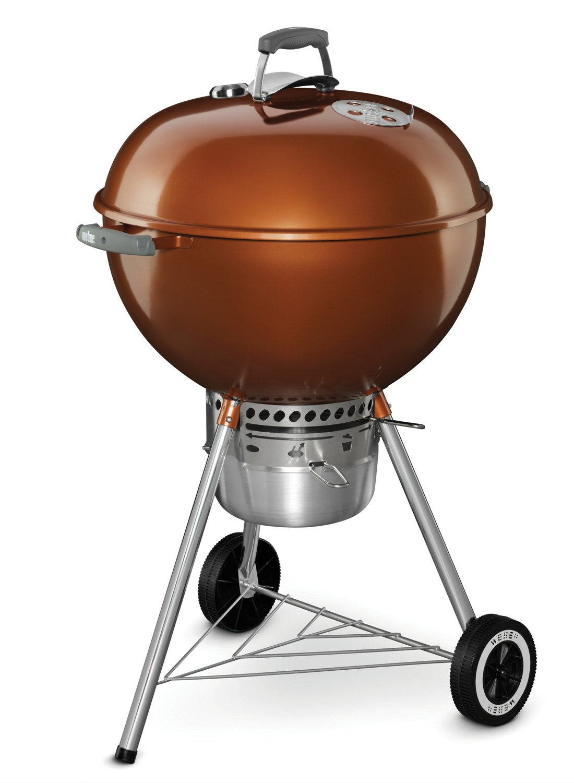 Weber® Original Kettle™ Premium Charcoal Grill