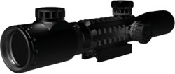 iProtec Railer 3 - 9 x 32 Illuminated Mil-Dot Scope