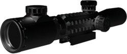 iProtec Railer 3 - 9 x 32 Illuminated Mil-Dot Scope