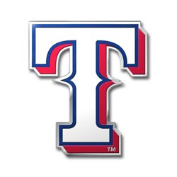 Team ProMark Texas Rangers Color Emblem