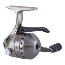 33® Micro Gold Triggerspin Spincast Reel Convertible