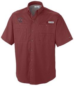 Columbia Sportswear Men's University of South Carolina Collegiate Tamiami II Shirt