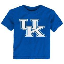 NCAA Toddlers' University of Kentucky Logo T-shirt