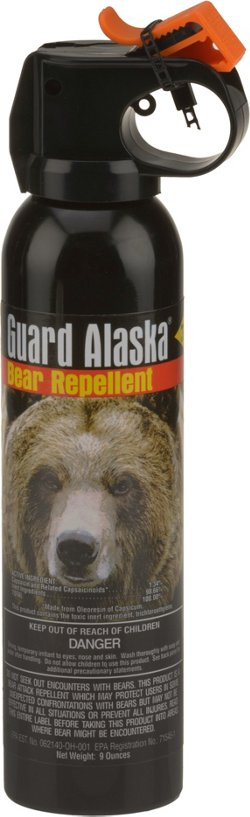 Guard Alaska 9 oz. Bear Repellent