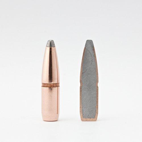 Hornady InterLock® BTSP 6mm 100-Grain Bullets