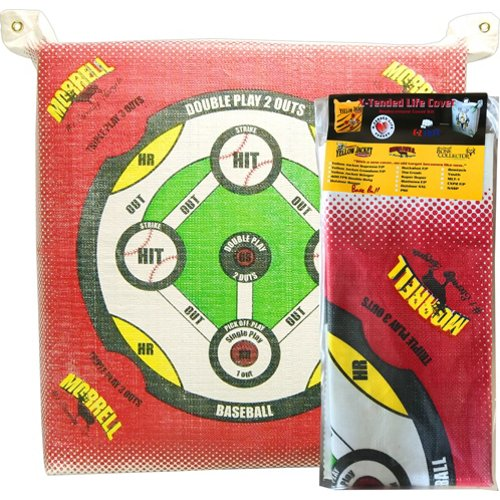 Morrell Baseball Game Target Replacement Cover