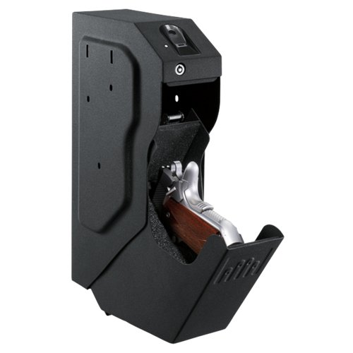 GunVault SpeedVault Biometric 500 Handgun Safe