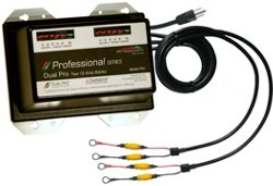 Dual Pro Professional Series 15amp 2-Bank On-Board Charger