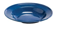 "Texsport 8.5"" Enamelware Dinner Plate"