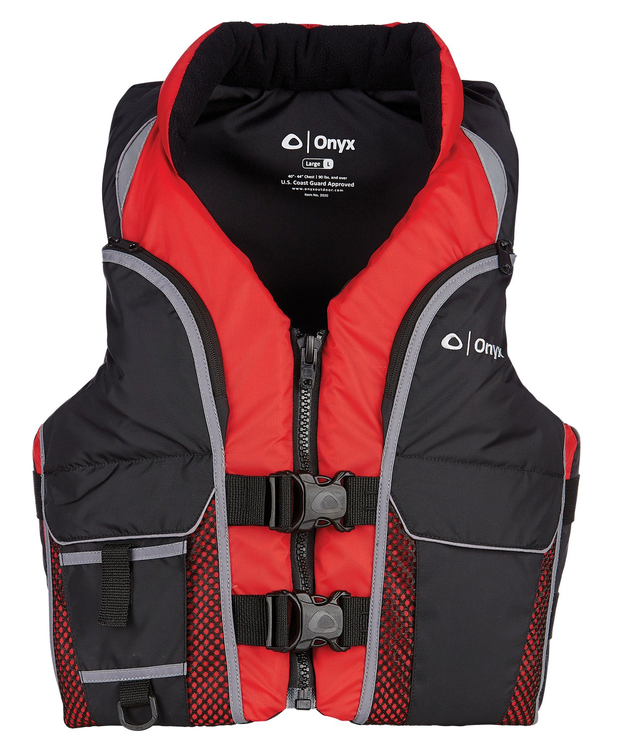 Display product reviews for Onyx Outdoor Adults' Select Vest