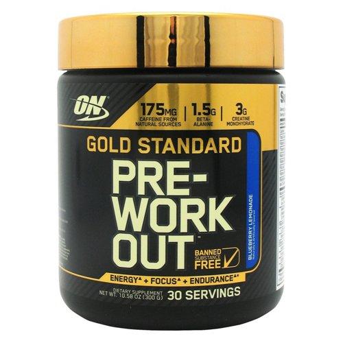 Optimum Nutrition Gold Standard Pre-Workout Supplement