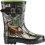 Austin Trading Co. Boys' Realtree Xtra Rubber Boots