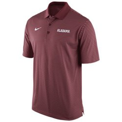 Nike™ Men's University of Alabama Stadium Performance Polo Shirt