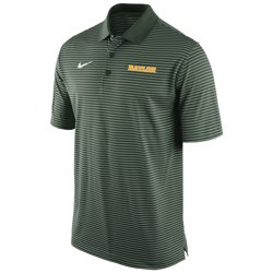 Nike Men's Baylor University Stadium Performance Polo Shirt