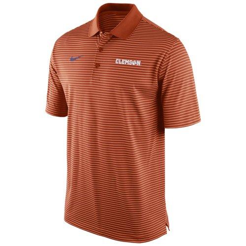 Nike Men's Clemson University Stadium Performance Polo Shirt