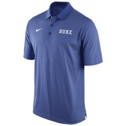 Nike Men's Duke University Stadium Performance Polo Shirt