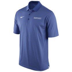 Nike Men's University of Kentucky Stadium Performance Polo Shirt
