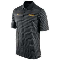 Nike Men's University of Missouri Stadium Performance Polo Shirt