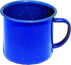 24 oz. Enamelware Coffee Mug