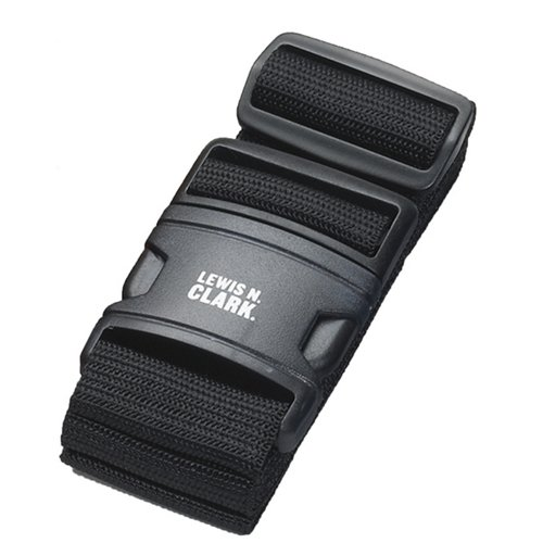 Lewis N. Clark Quick-Release Luggage Belt