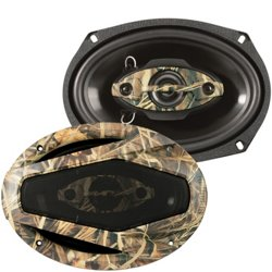 "Realtree Camo 6"" x 9"" 4-way Speakers (Pair)"