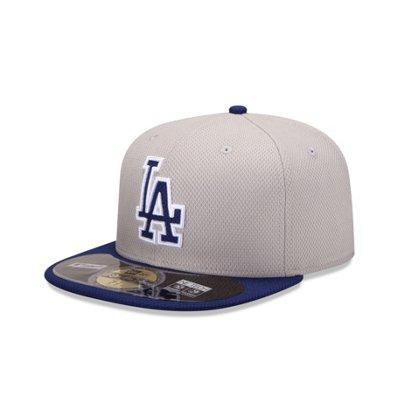 New Era Men s Los Angeles Dodgers 2015 Road Diamond Era Cap   Academy c315def7e1