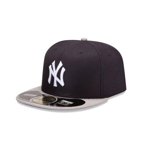 New Era Men's New York Yankees 2015 Road Diamond Era Cap