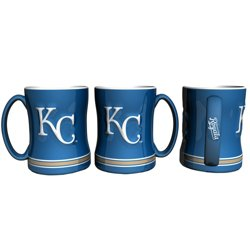 Kansas City Royals 14 oz. Relief Style Coffee Mug