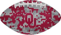 University of Oklahoma Digital Camo Mini Football