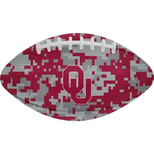 GameMaster University of Oklahoma Digital Camo Mini Football