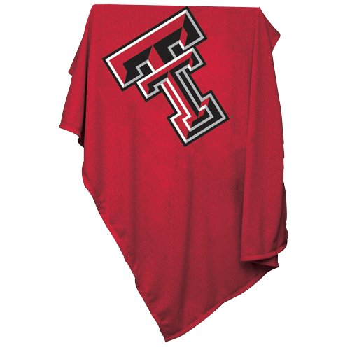 Logo™ Texas Tech University Sweatshirt Blanket