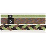 Soffe Adults' Assorted Headbands 3-Pack