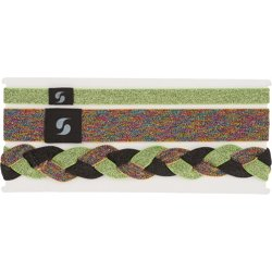 Adults' Assorted Headbands 3-Pack