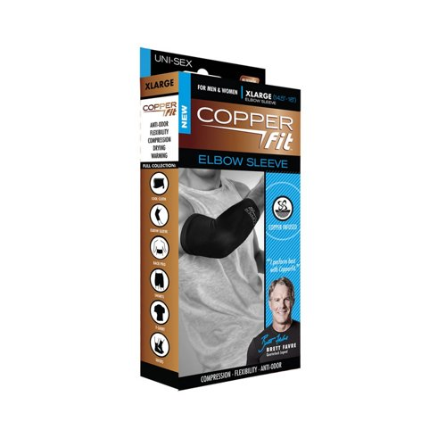 Copper Fit Adults' Elbow Sleeve