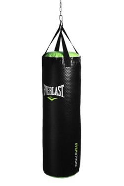 Everlast® EverStrike 70 lb. NevaTear™ Synthetic Leather Heavy Punching Bag