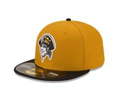 New Era Men's Pittsburgh Pirates 2015 Alternate Color Diamond Era Cap