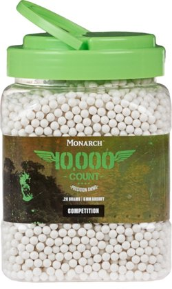 Monarch® .20-Gram Airsoft Ammunition