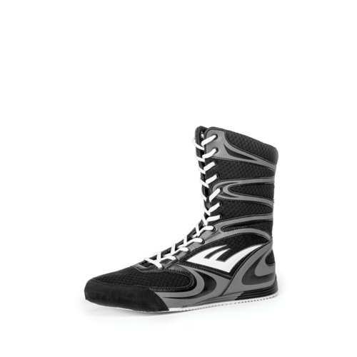 Everlast Men's Contender High-Top Boxing Shoes