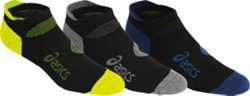 ASICS® Adults' Intensity™ Single Tab Socks 3 Pack