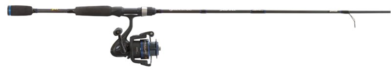 Lew's American Hero 7′ M Spinning Rod and Reel Combo Charcoal – Fishing Combos, Spinning Combos at Academy Sports