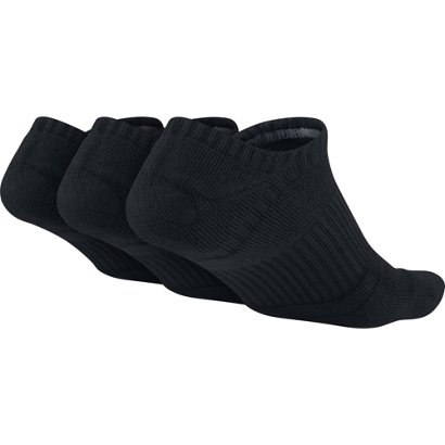 acdfb909e23 Nike Adults  Dri-FIT Half Cushion No-Show Training Socks 3 Pack ...