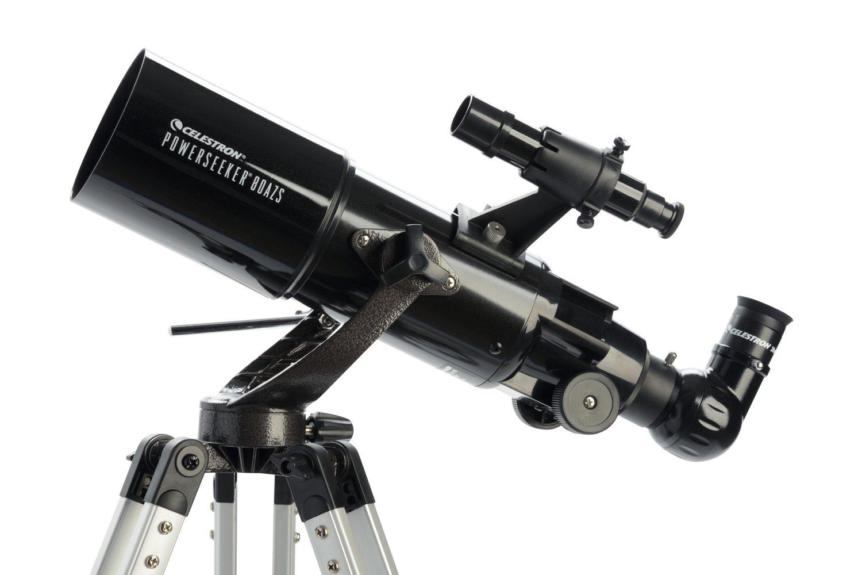 Celestron powerseeker azs refractor telescope academy