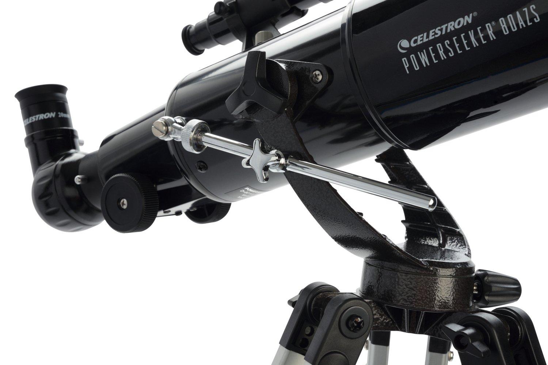 Celestron PowerSeeker 80AZS Refractor Telescope - view number 6