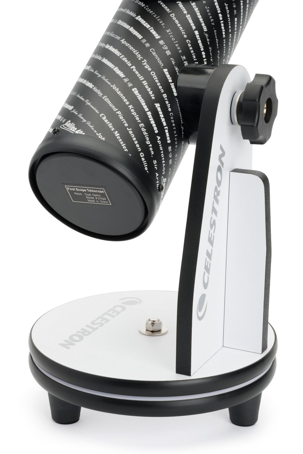 Celestron FirstScope Newtonian Reflector Telescope - view number 1