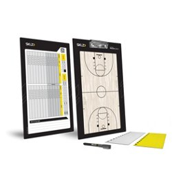 MagnaCoach Basketball Magnetic Dry-Erase Board