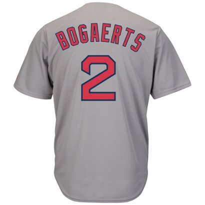 9098dd287 ... Majestic Men s Boston Red Sox Xander Bogaerts  2 Cool Base® Replica  Jersey. Red Sox Jerseys. Hover Click to enlarge
